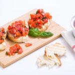 Bruschetta - italské toustíky
