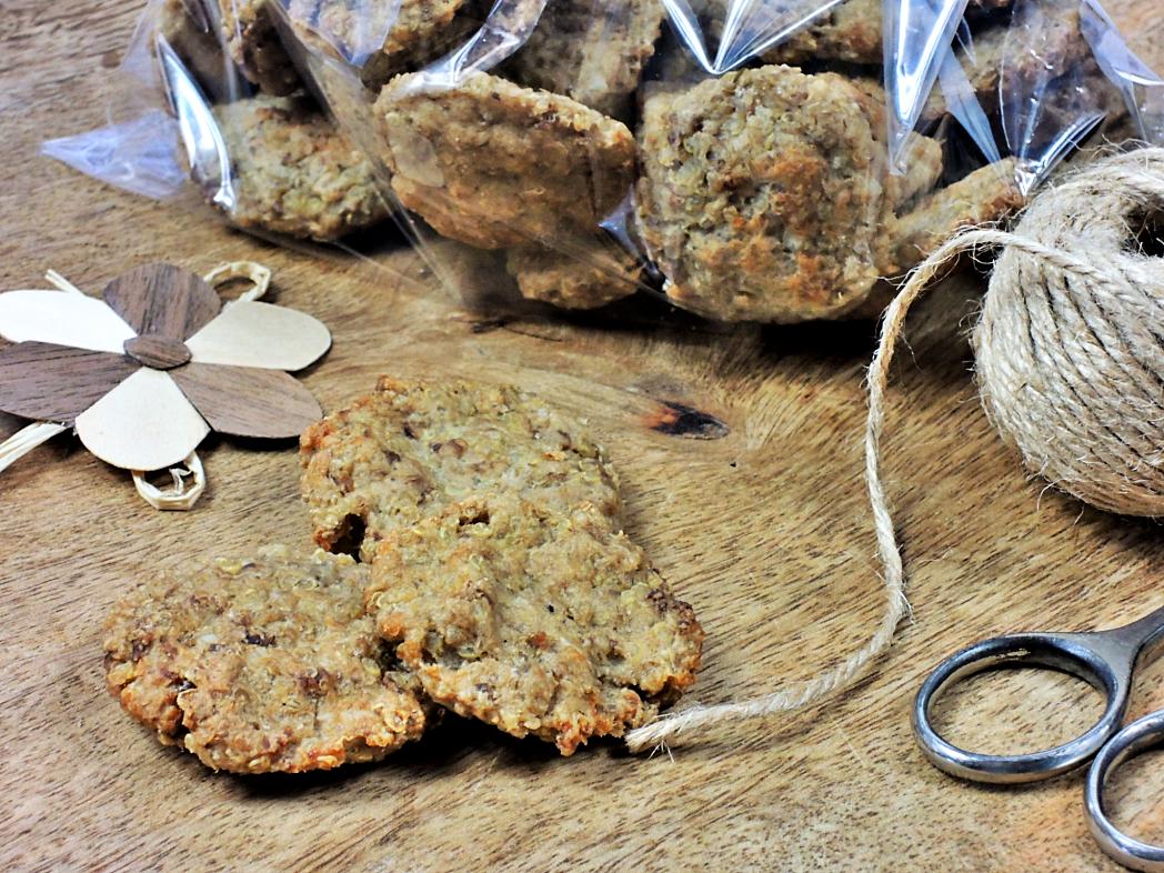 Masové sušenky pro pejsky