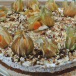 Karamelový cheesecake s griliášem