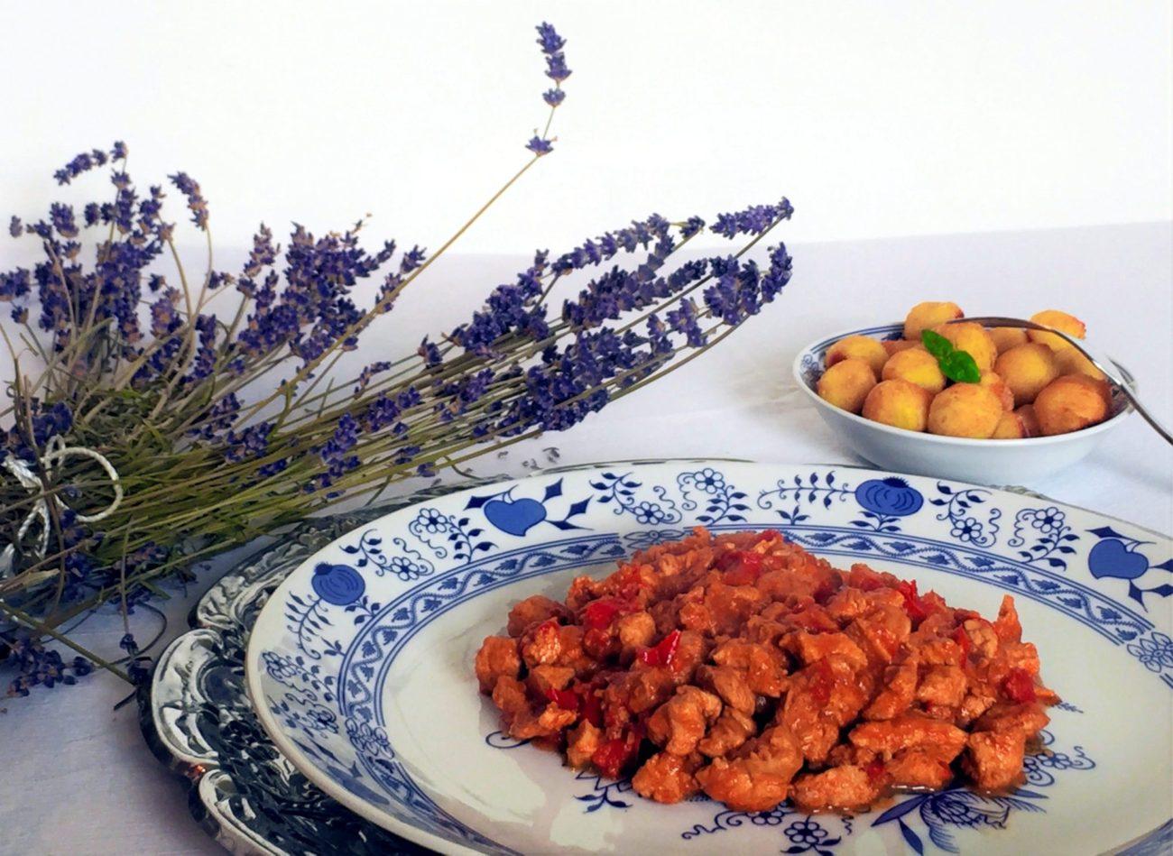 Kuřecí paprikové tajemství mé babičky