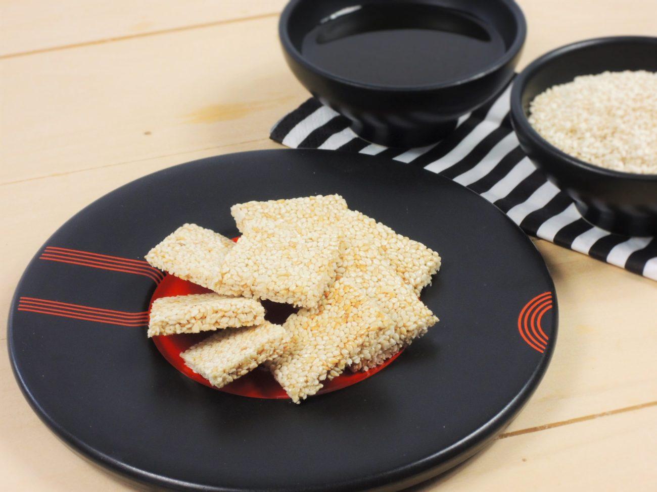 Sezamové bonbóny – sezamky