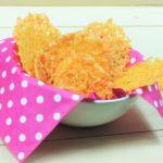 Sýrové krekry z chedaru