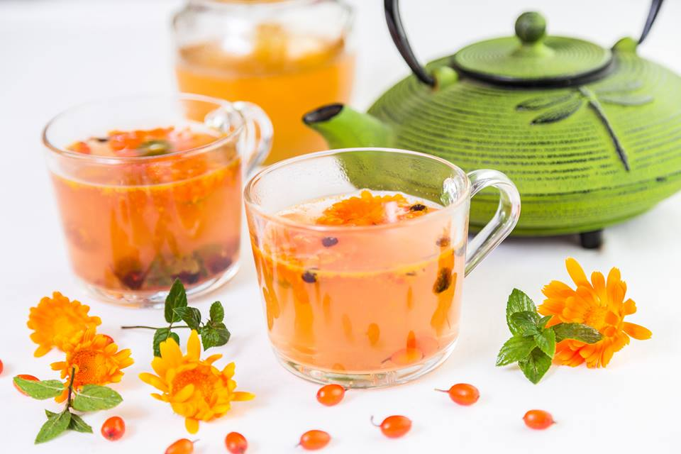 Čaj pevného zdraví