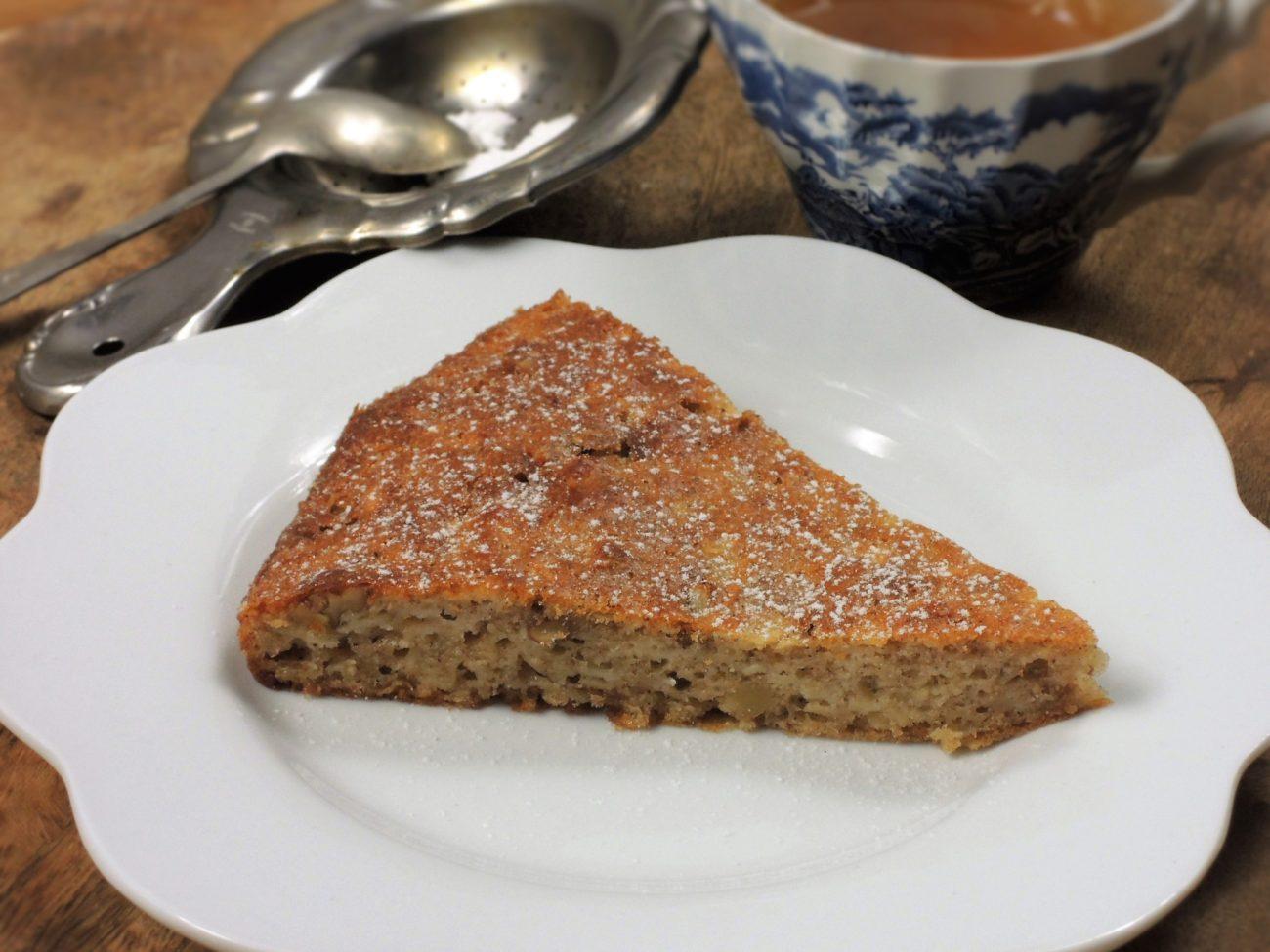 Jablečný koláč s vůní perníku