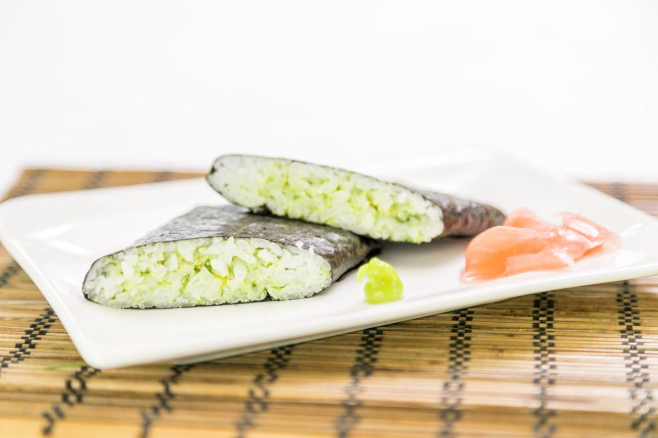 Japonské taštičky s mangovým pestem
