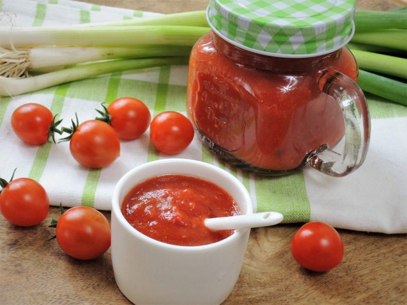 Raw kečup