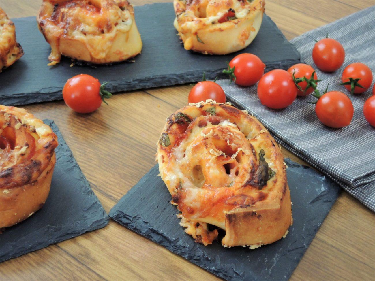 Stromboli – pizza závin