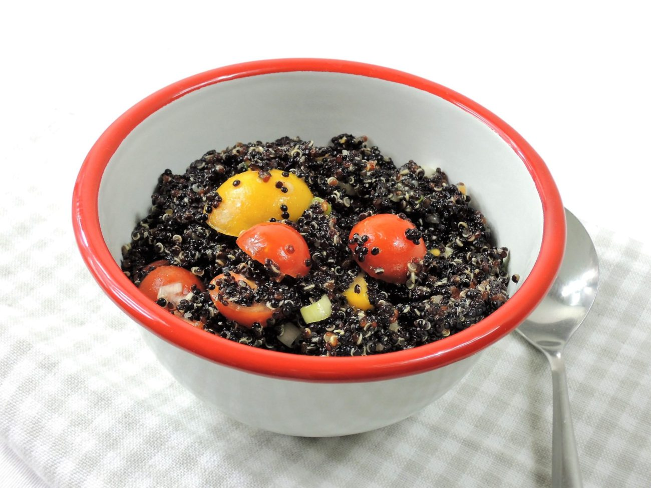 Jednoduchý salát z quinoi