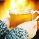 Čaj z pečených dýňových semínek