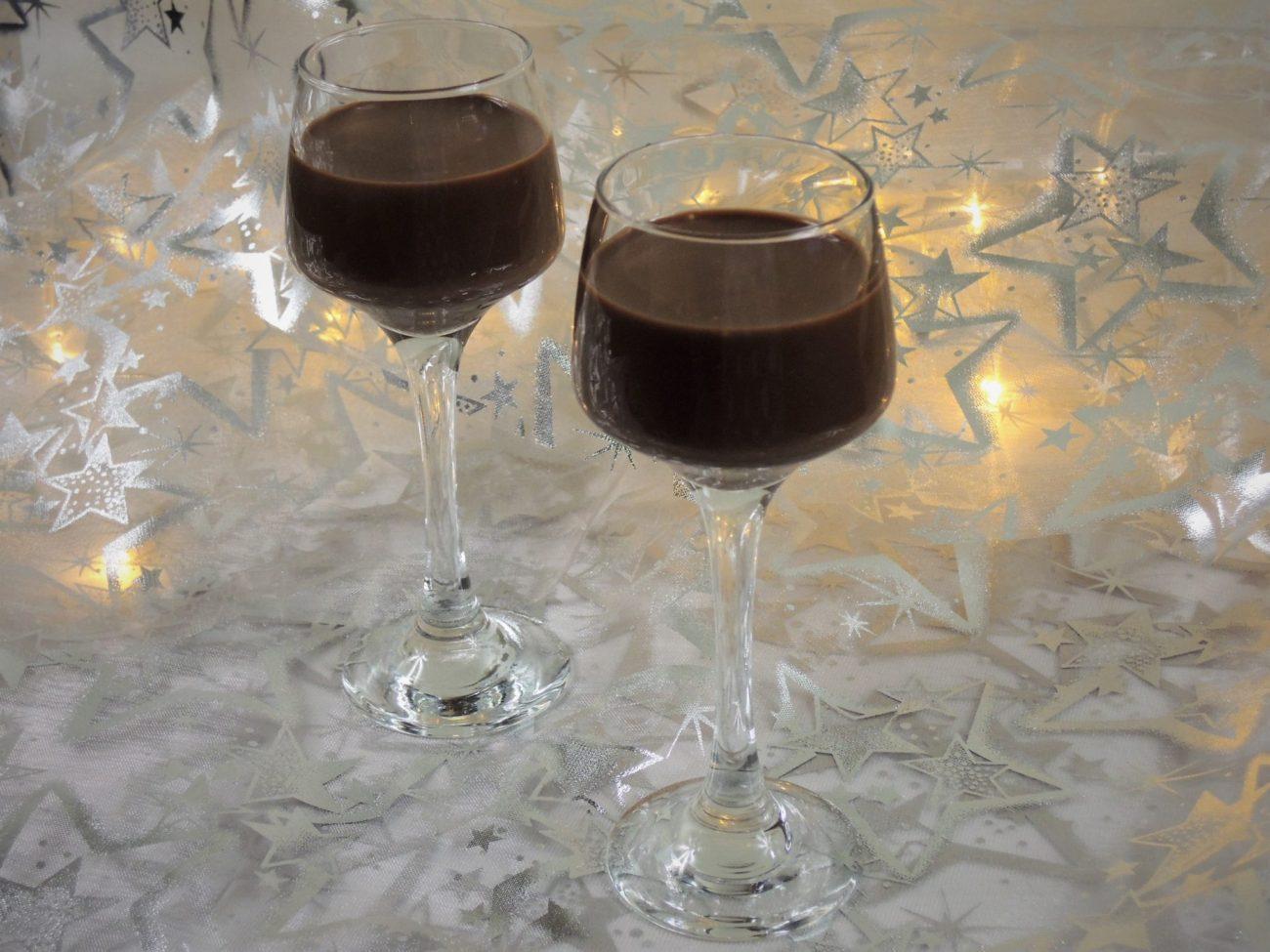 Kakao-kávový likér