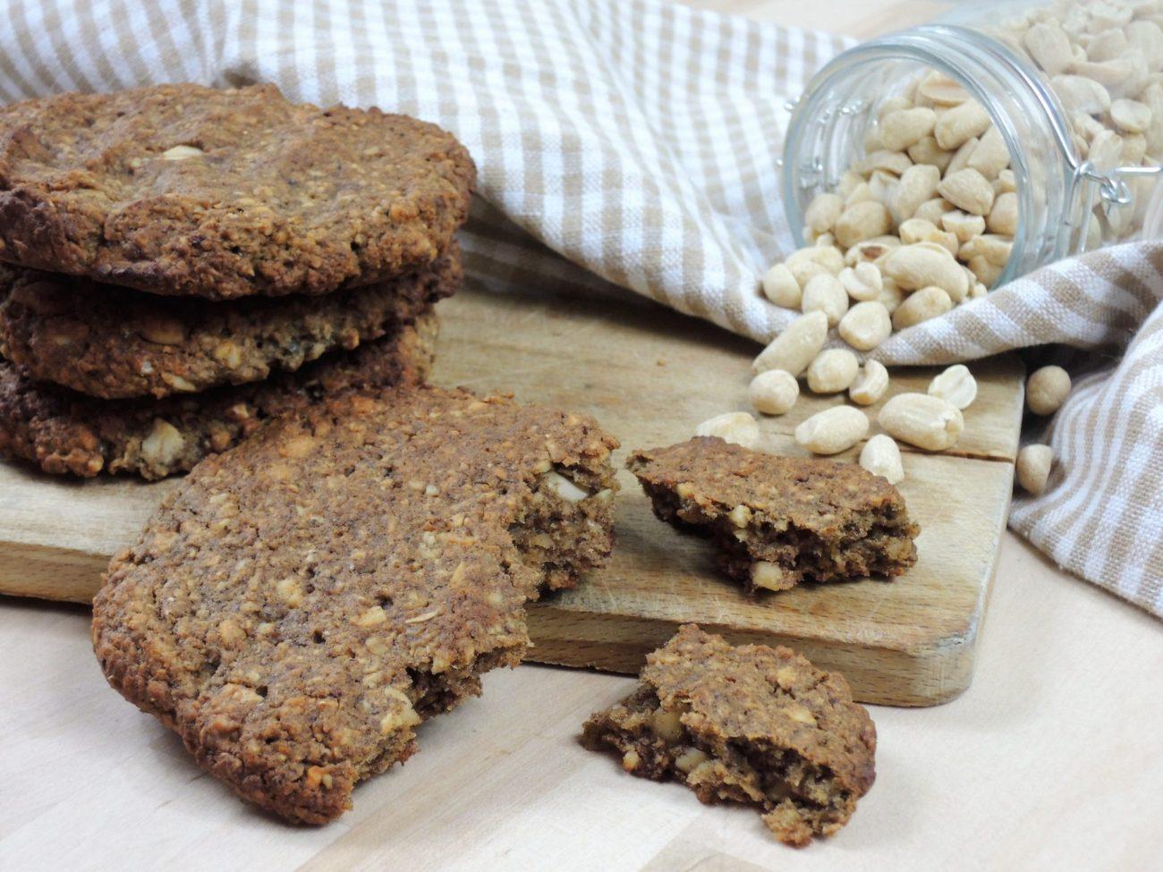 FlapJack arašídové koláčky