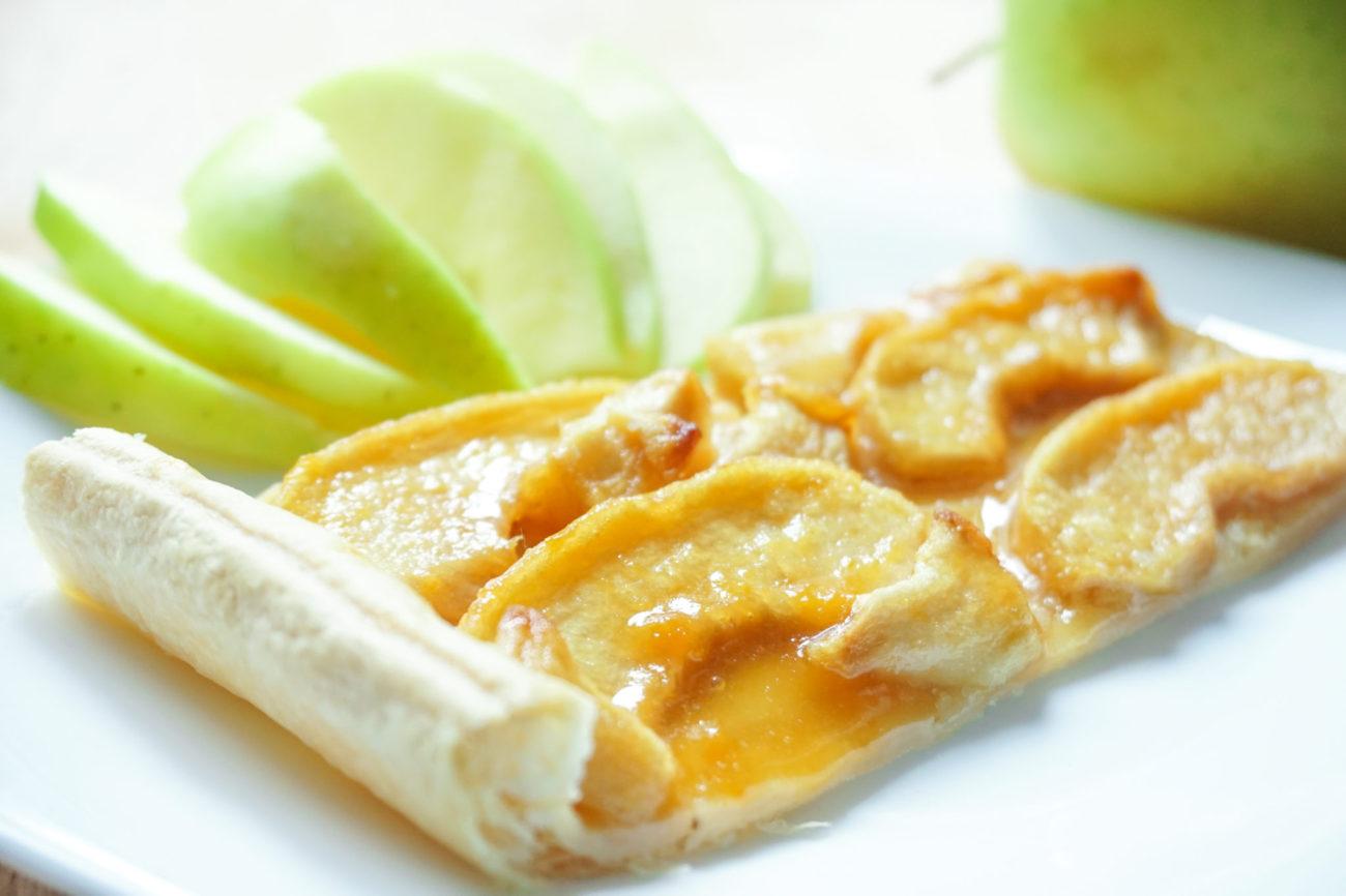 Tarte – francouzský jablečný koláč