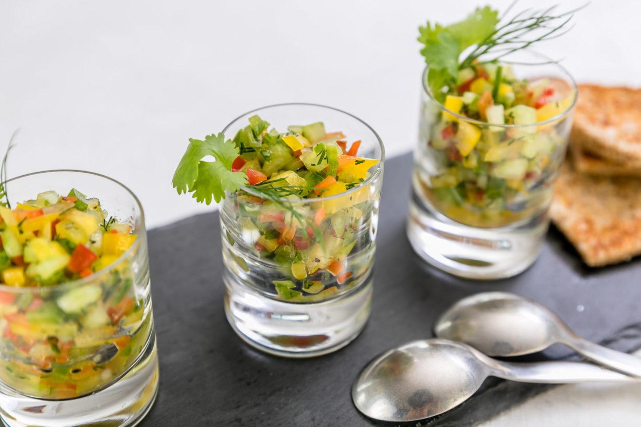 Zeleninový tataráček