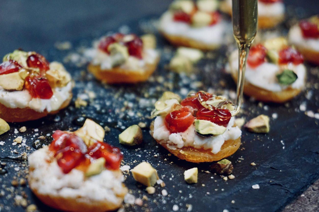Chuťovky ze sušených meruněk