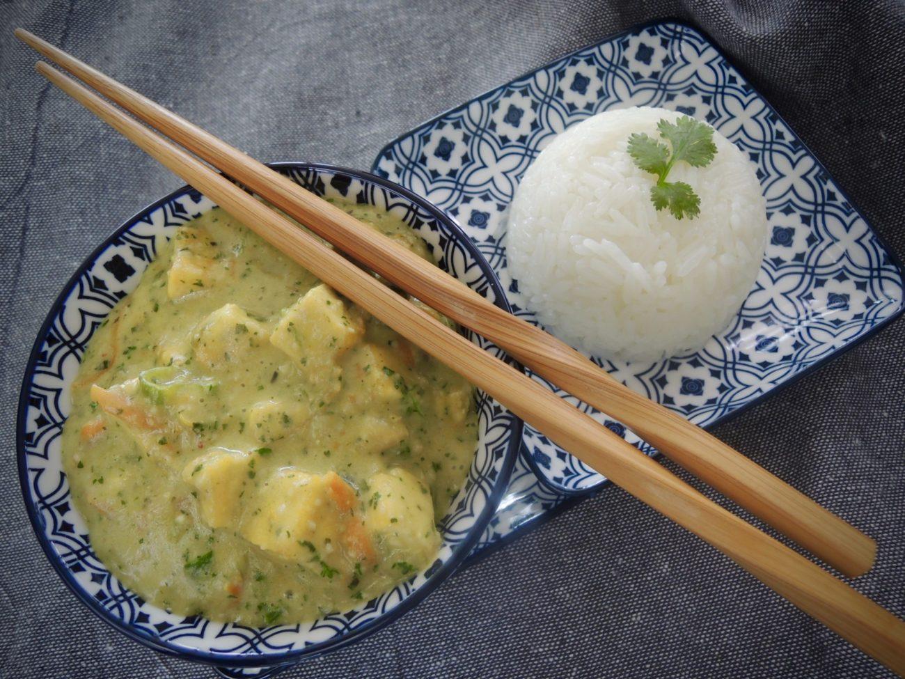 Kari s tofu